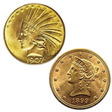 10.00 Gold Eagles