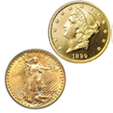 20.00 Gold Coins