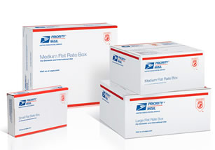 USPS Flat Rate Boxes